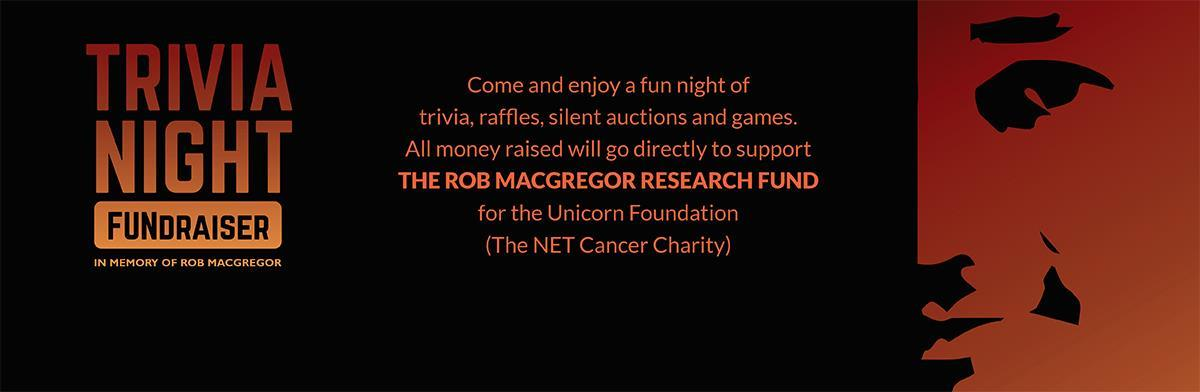 Rob MacGregor Trivia Night