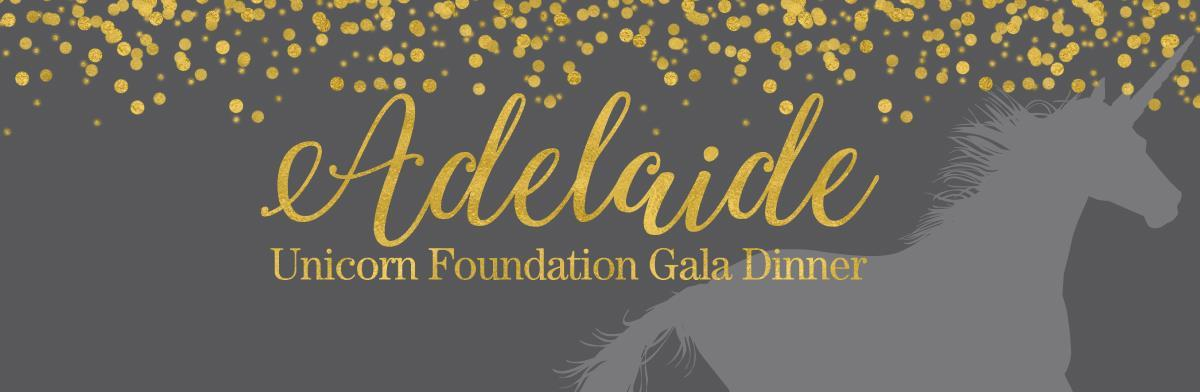 2017 Adelaide Unicorn Foundation Gala Dinner
